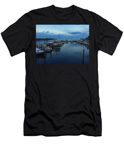 Harbour Nights Men's T-Shirt (Athletic Fit)
