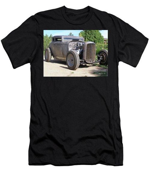 Hard Chop Men's T-Shirt (Athletic Fit)