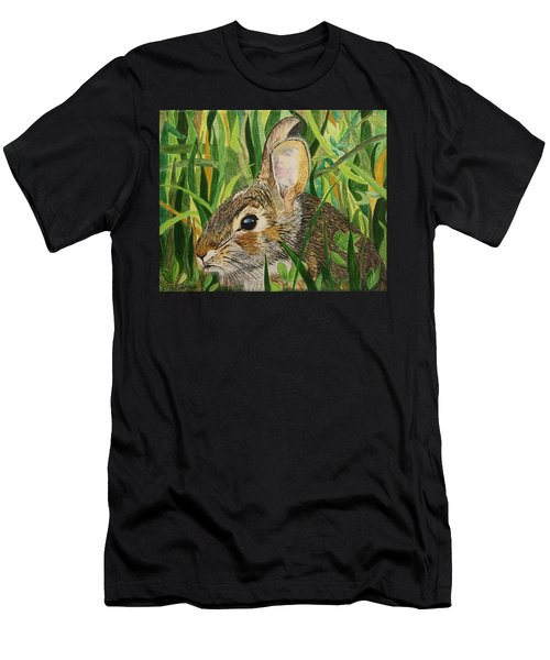 Hare's Breath Men's T-Shirt (Athletic Fit)