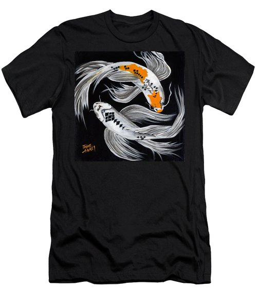 Harlequin Dance Men's T-Shirt (Athletic Fit)