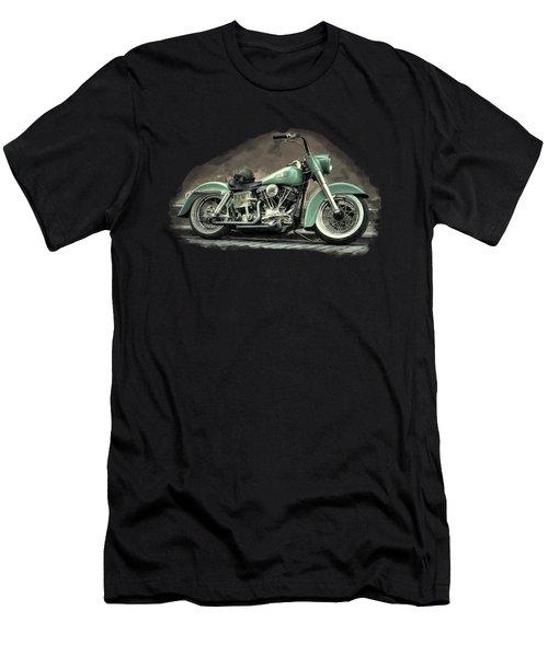 Harley Davidson Classic  Men's T-Shirt (Athletic Fit)