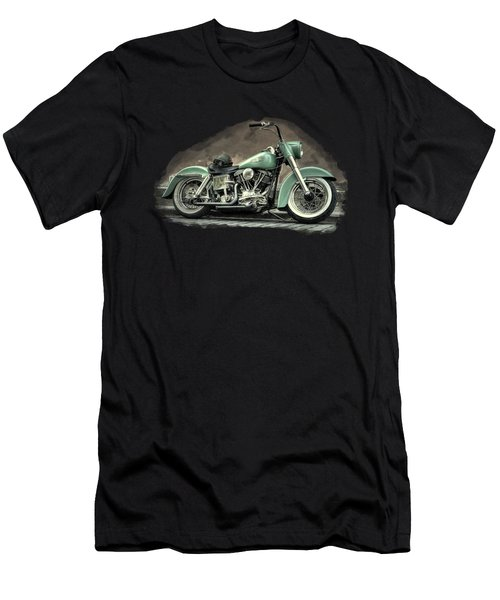Harley Davidson Classic  Men's T-Shirt (Athletic Fit)
