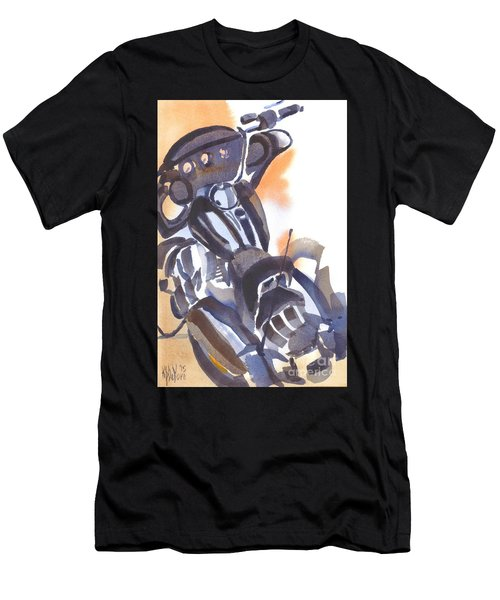 Motorcycle Iv Men's T-Shirt (Athletic Fit)