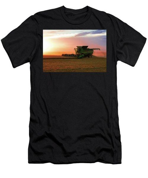 Harvest Colors Men's T-Shirt (Athletic Fit)