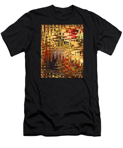 Harvest Dawn Men's T-Shirt (Athletic Fit)