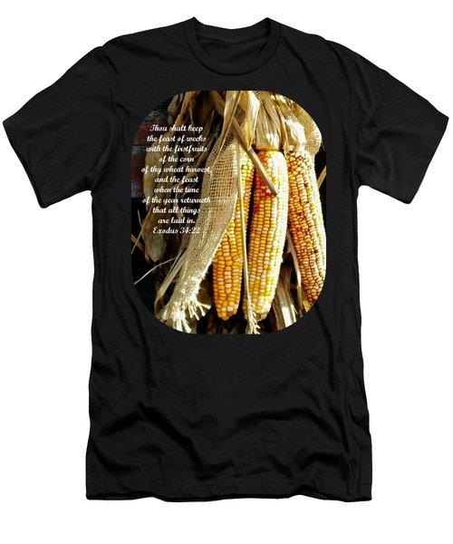 Harvest - Verse Men's T-Shirt (Athletic Fit)