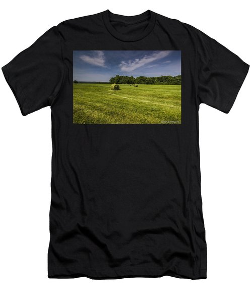 Harvested Men's T-Shirt (Athletic Fit)