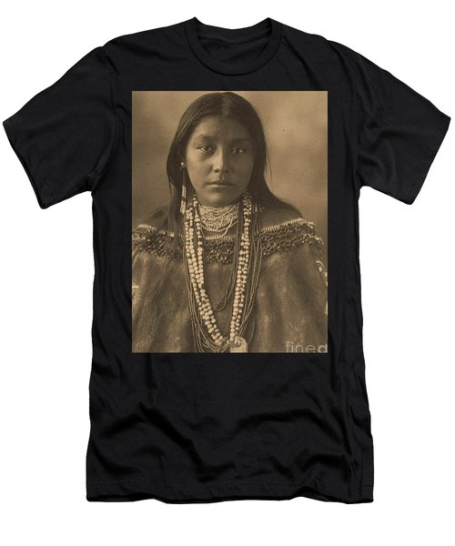 Hattie  Tom  Apache Men's T-Shirt (Athletic Fit)