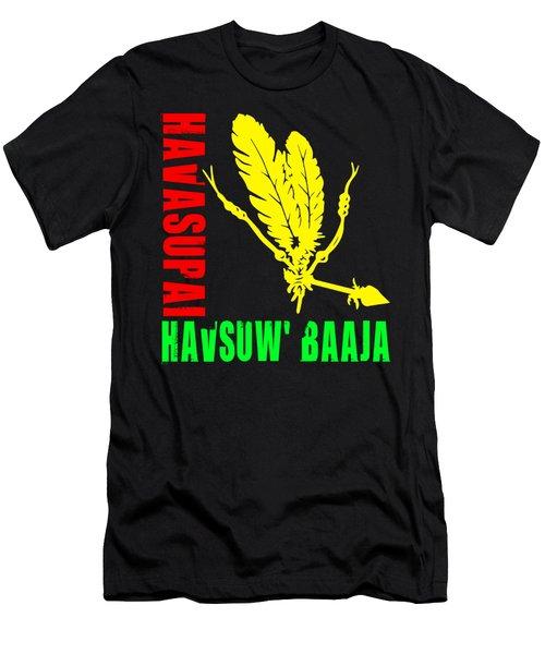 Havasupai Men's T-Shirt (Slim Fit) by Otis Porritt