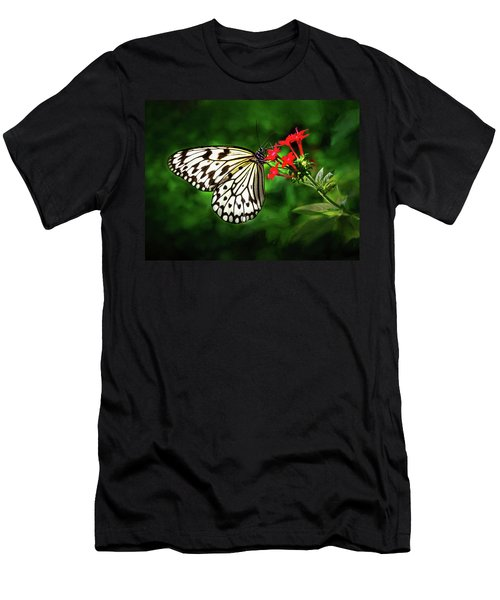 Haven't You Noticed The Butterflies? Men's T-Shirt (Athletic Fit)