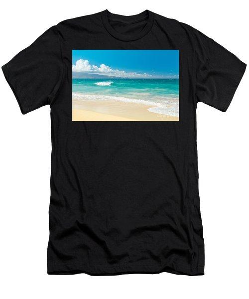 Hawaii Beach Treasures Men's T-Shirt (Athletic Fit)