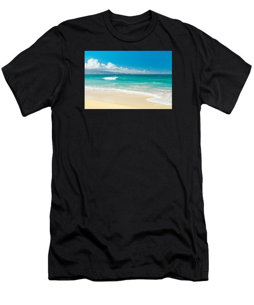 Men's T-Shirt (Athletic Fit) featuring the photograph Hawaii Beach Treasures by Sharon Mau