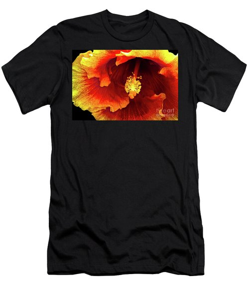 Hawaii Dreamin Men's T-Shirt (Athletic Fit)