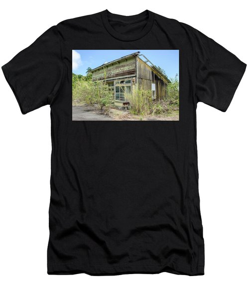 Hawaii Of Yesteryear Men's T-Shirt (Athletic Fit)