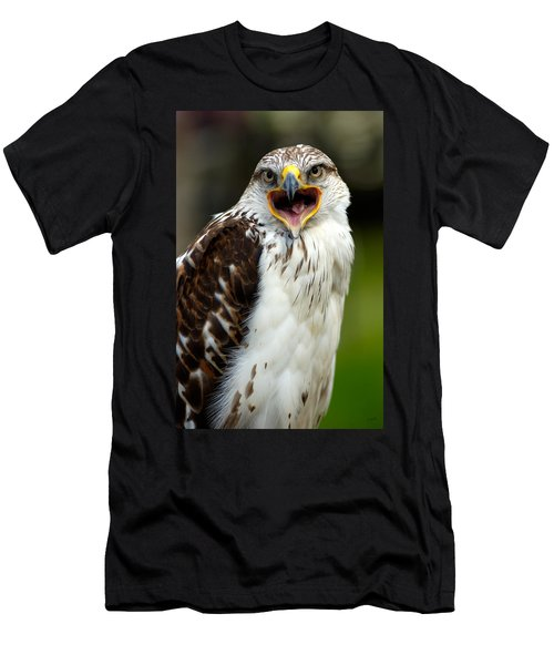 Hawk Men's T-Shirt (Athletic Fit)