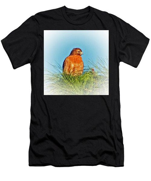 Hawk High Men's T-Shirt (Athletic Fit)