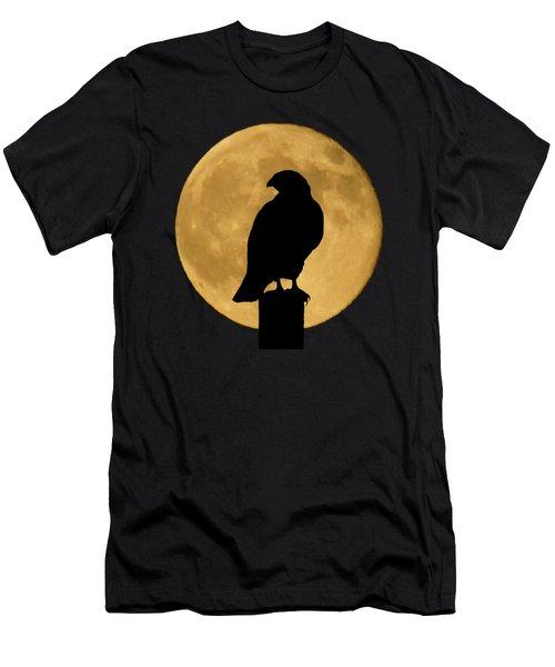 Hawk Silhouette 2 Men's T-Shirt (Athletic Fit)