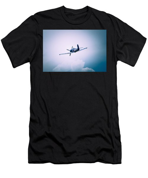 Hawker Sea Fury Fb11 Men's T-Shirt (Athletic Fit)
