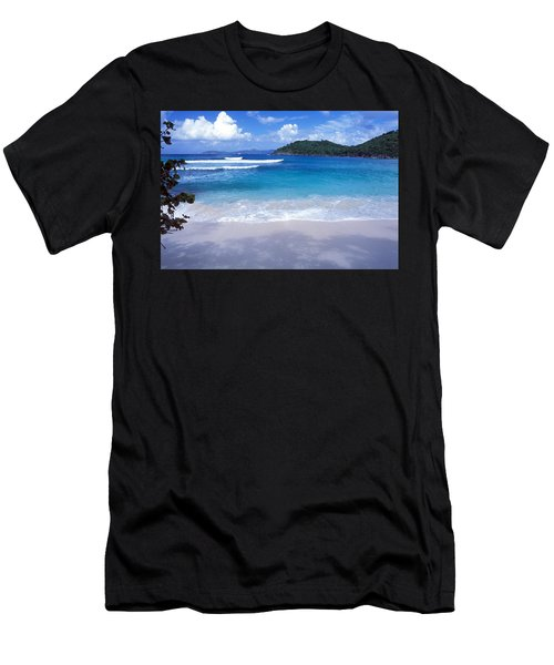 Hawksnest Bay 6 Men's T-Shirt (Athletic Fit)