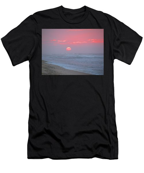 Hazy Sunrise I I Men's T-Shirt (Athletic Fit)