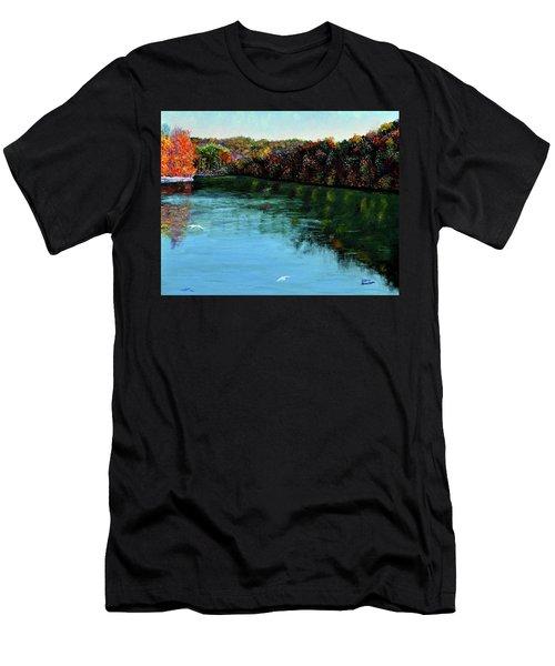 Hdemo1 Men's T-Shirt (Slim Fit) by Stan Hamilton