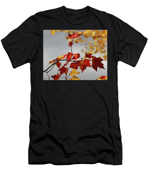 Men's T-Shirt (Athletic Fit) featuring the photograph The Rising by Wayne King