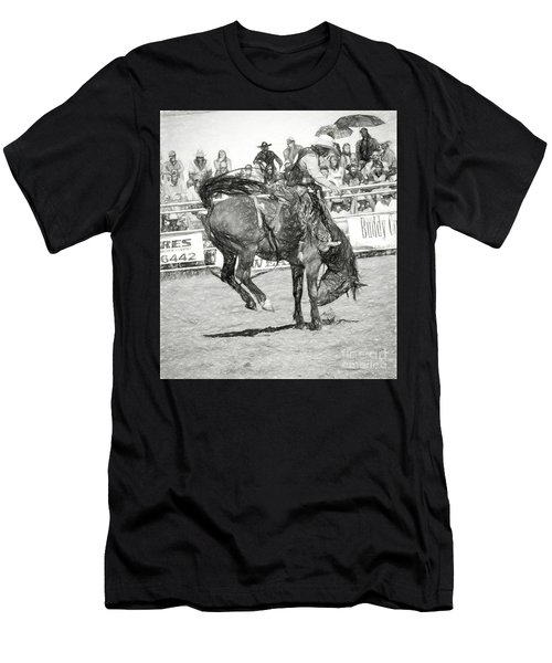 Head Down Men's T-Shirt (Athletic Fit)