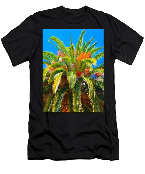 Head Dress Men's T-Shirt (Slim Fit) by Josephine Buschman