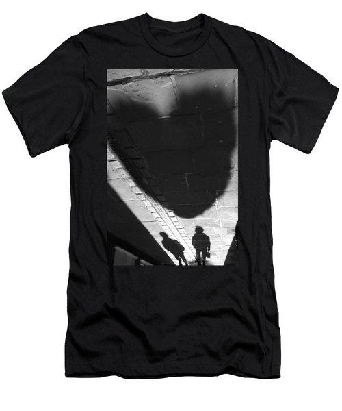 Head Over Heels Men's T-Shirt (Athletic Fit)