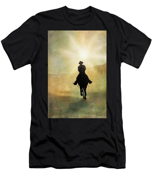 Headed Home L Men's T-Shirt (Athletic Fit)