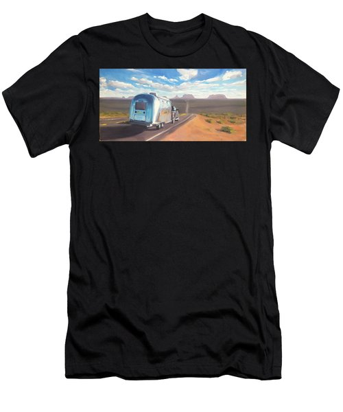 Heading South Towards Monument Valley Men's T-Shirt (Athletic Fit)