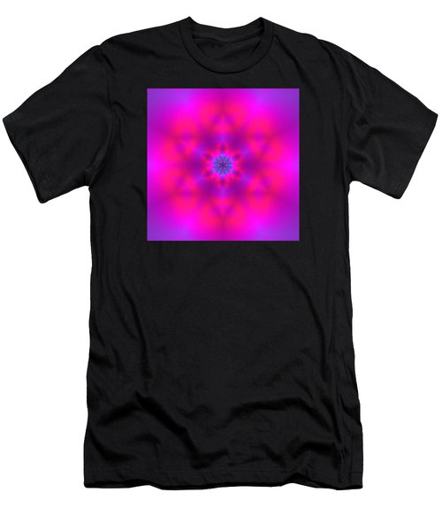 Men's T-Shirt (Athletic Fit) featuring the digital art Healing Number Xxx by Robert Thalmeier