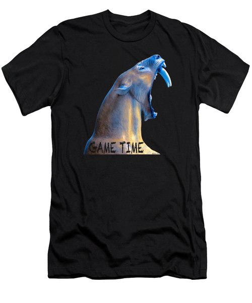Hear Me Roar Men's T-Shirt (Athletic Fit)