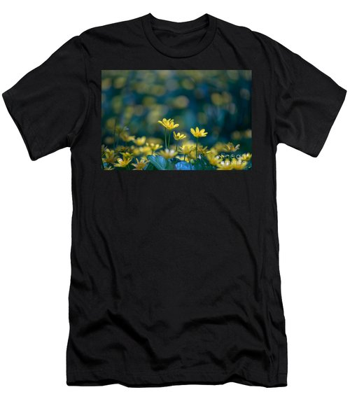 Heart Of Small Things Men's T-Shirt (Athletic Fit)