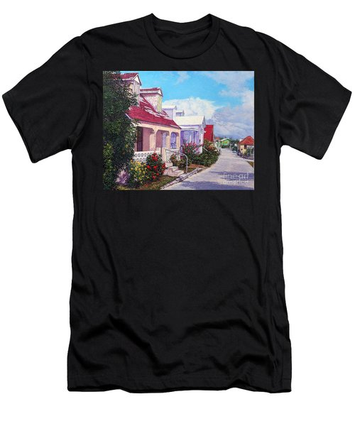 Heart Of The Current Men's T-Shirt (Athletic Fit)