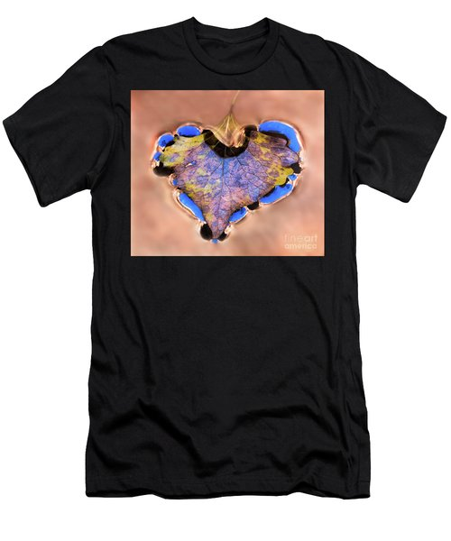 Heart Of Zion Utah Adventure Landscape Art By Kaylyn Franks Men's T-Shirt (Athletic Fit)