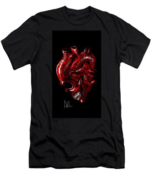 Heartache Men's T-Shirt (Athletic Fit)