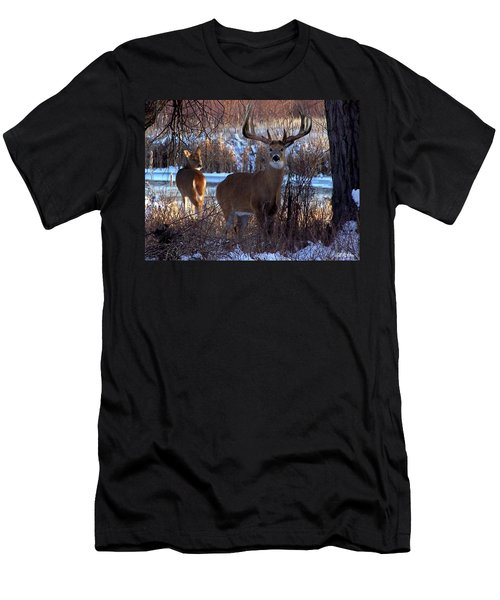 Heartbeat Of The Wild Men's T-Shirt (Athletic Fit)