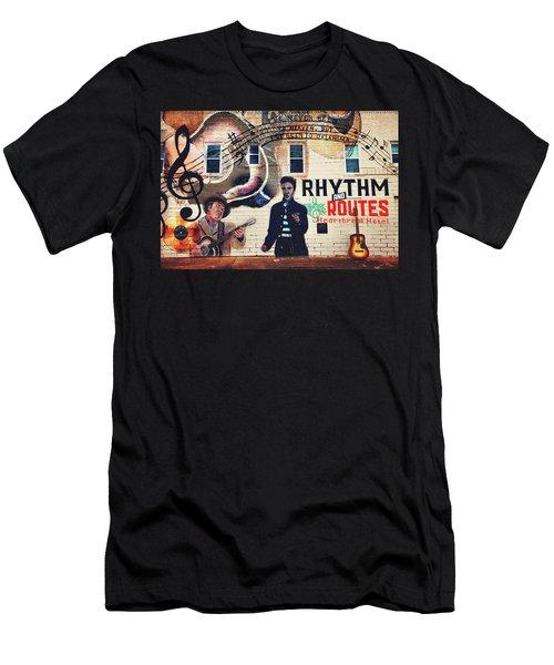 Heartbreak Hotel Men's T-Shirt (Athletic Fit)