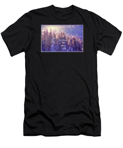 Heaven And Nature Men's T-Shirt (Athletic Fit)
