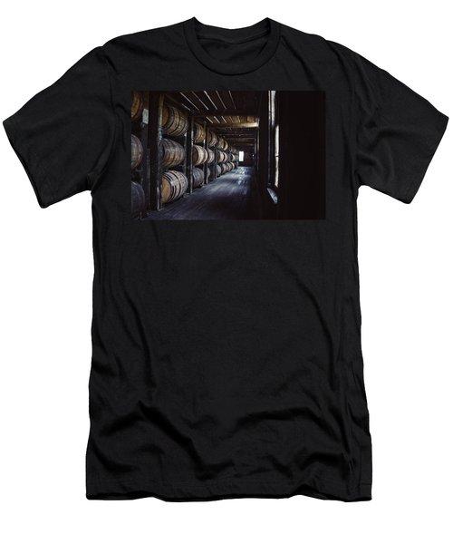 Heaven Hill Barrels  Men's T-Shirt (Athletic Fit)