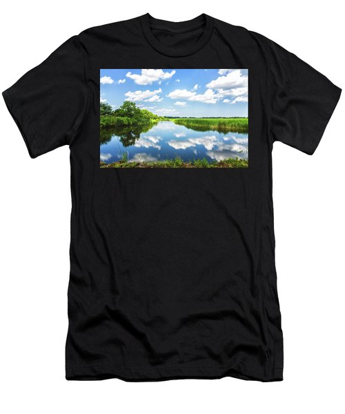 Heaven On Earth Men's T-Shirt (Athletic Fit)