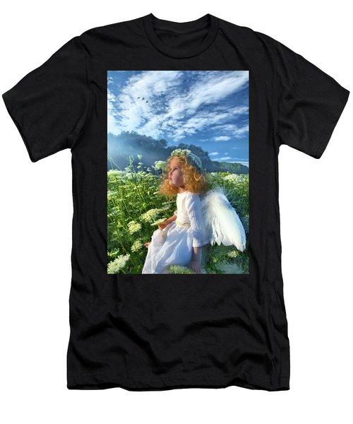 Heaven Sent Men's T-Shirt (Athletic Fit)
