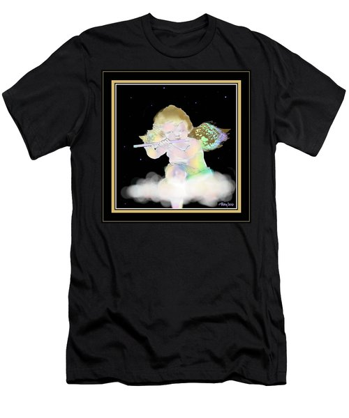 Heavenly Serenade Men's T-Shirt (Athletic Fit)