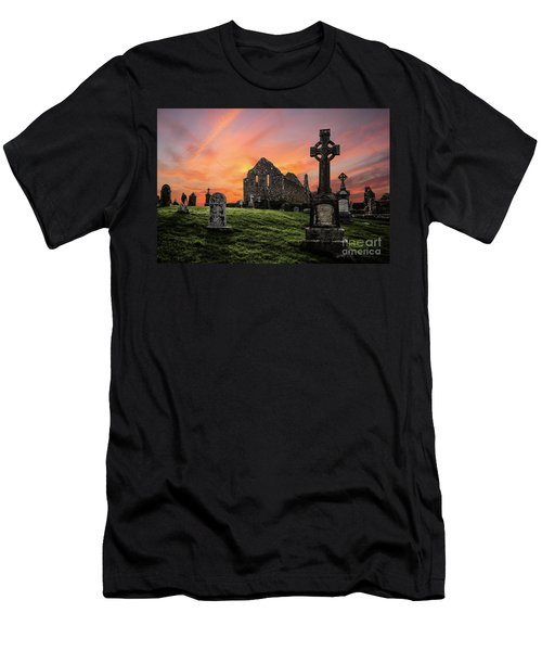 Heaven's Call Men's T-Shirt (Athletic Fit)