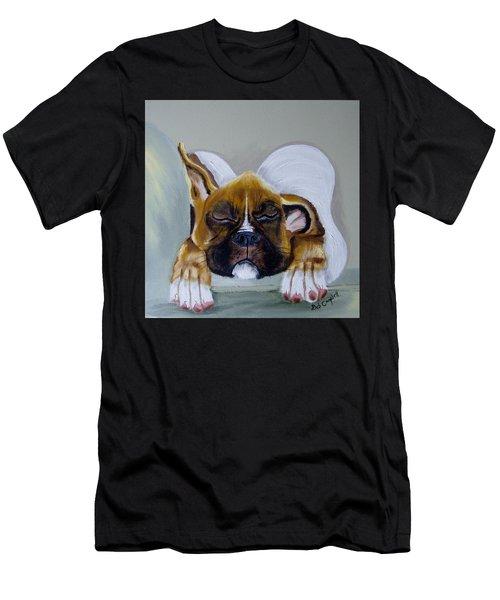 Heavens Little Angel Two Men's T-Shirt (Athletic Fit)