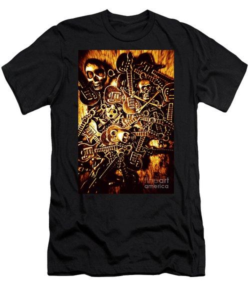 Heavy Metal Mix Men's T-Shirt (Athletic Fit)