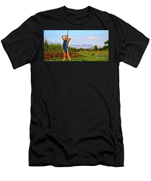 Heidi Estrella #1 Men's T-Shirt (Athletic Fit)