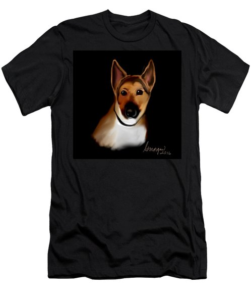 Heidi Girl Men's T-Shirt (Athletic Fit)