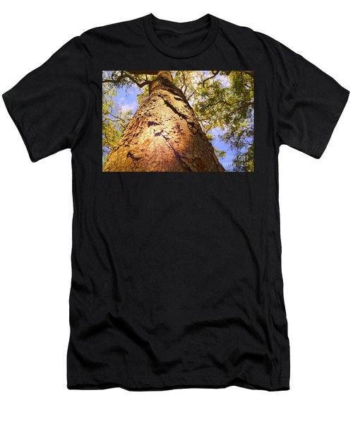 Height Men's T-Shirt (Athletic Fit)